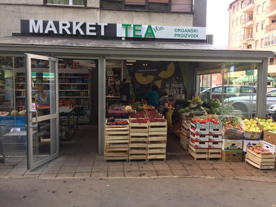 Market Tea Plus